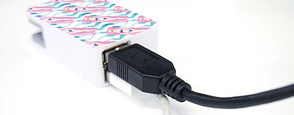 USB-ACアダプタ