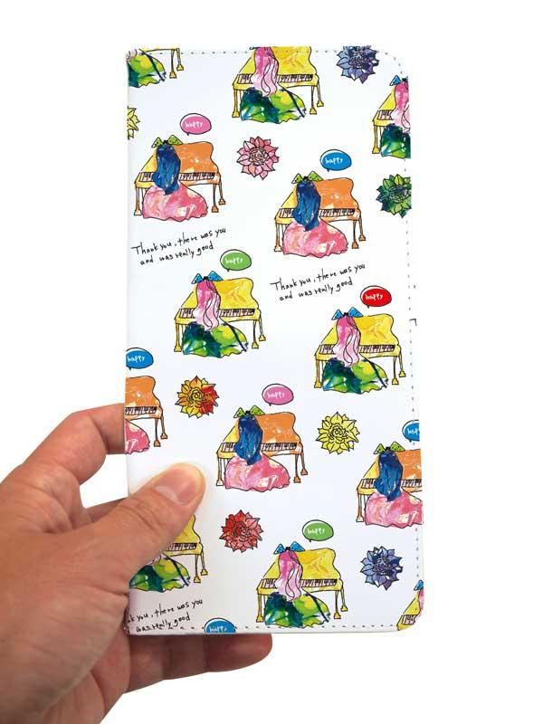 スマホケース(ベルトなし)印刷の特徴と商品仕様
