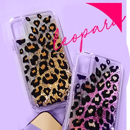 Leopardケース