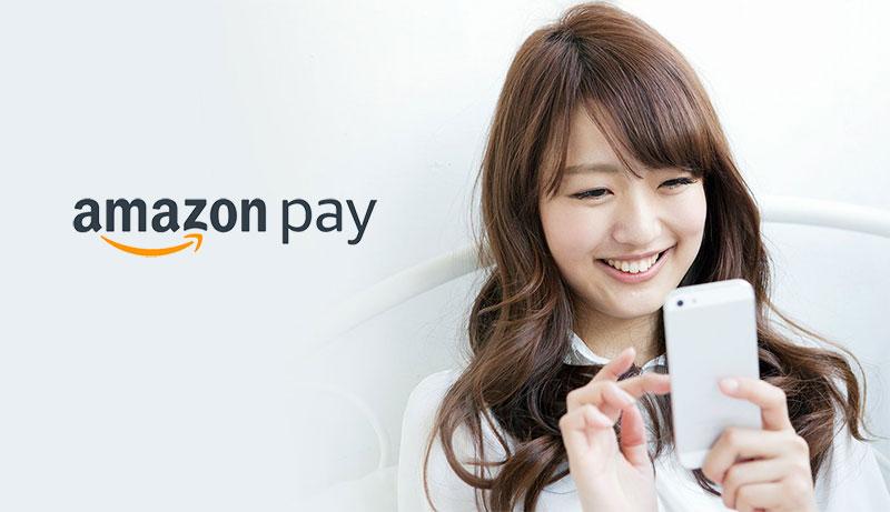 決済サービス「Amazon Pay」導入のお知らせ|オリジナルグッズ作成のME-Q(メーク)の写真