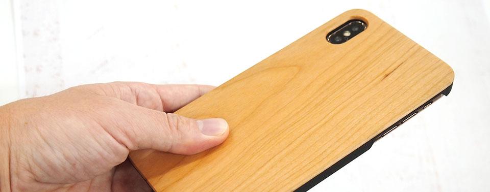 iPhoneのおすすめのウッドケースのデザインについてご紹介