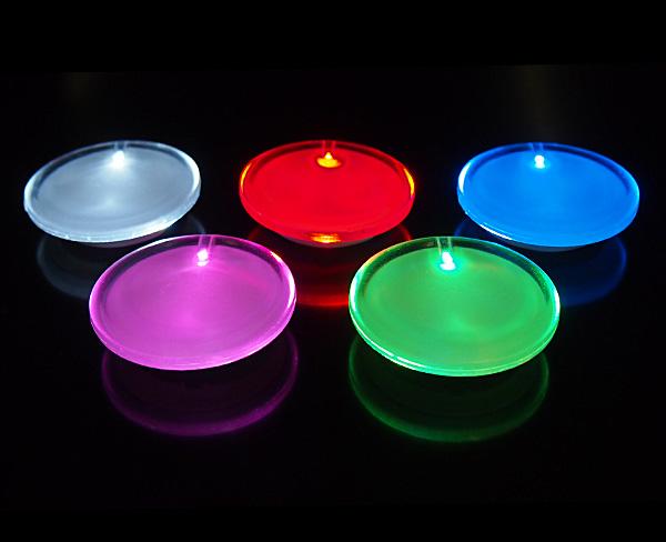 LEDのカラー展開は計5種類。