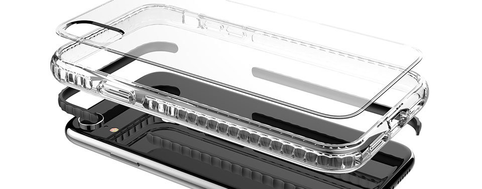 クッションバンパーケース(iPhone専用ケース)でオリジナルグッズ作成|oshikatsu