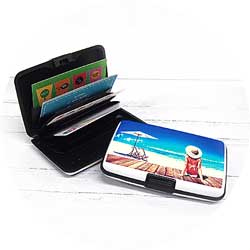 アコーディオン式カードケース カードケース