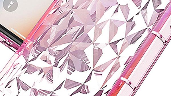 ダイヤモンドのようにキラキラ輝く