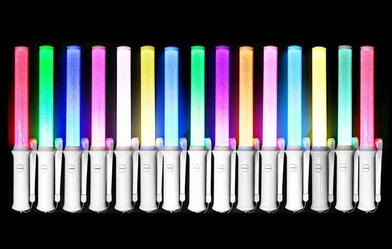 15色カラーチェンジ!LEDペンライト