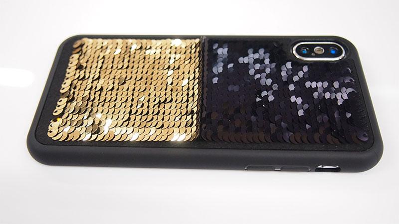 Black × Gold(表面ブラック・印刷面)