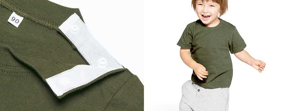 キッズ・ベビーTシャツ00103-CBT