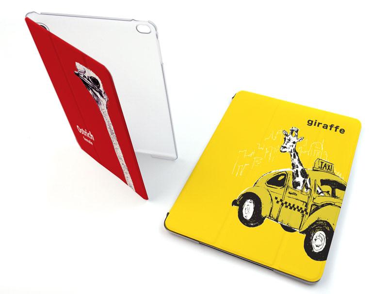 オリジナルiPadカバー・ケースのオーダーメイド印刷・制作。1個から製作可能。オリジナルのタブレットケースならME-Q(メーク)がおすすめ