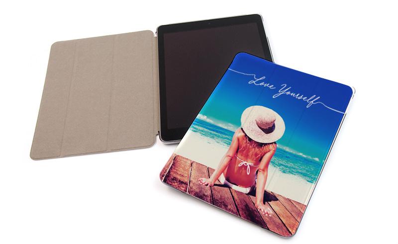 自分好みのiPadケースが見つからなかったら簡単にオリジナルで作れます!