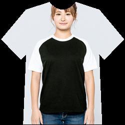 ラグランTシャツ00106-CRT