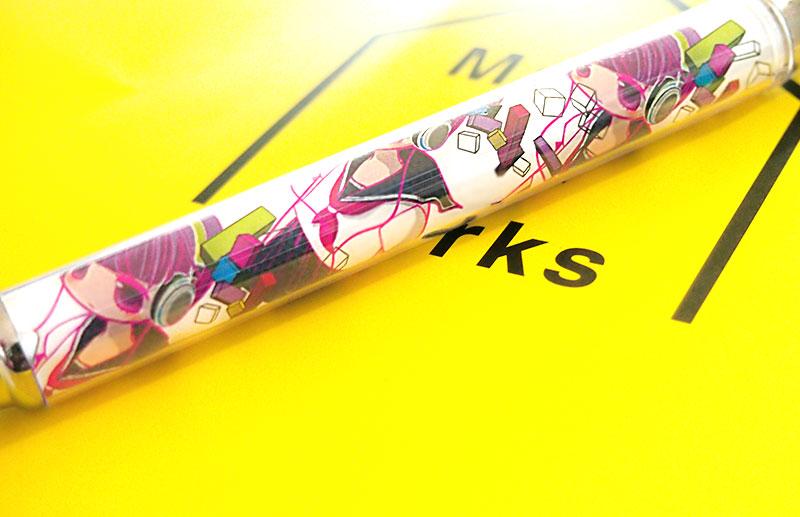 世界にひとつだけのオリジナルボールペン