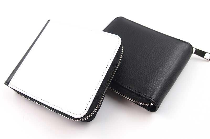 手軽さが魅力なコンパクト二つ折り財布をオリジナルで簡単に作成