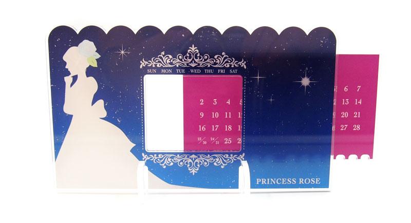 1個から作成可能。オリジナルカレンダー&アクリルキーホルダー無料セット!アクリル万年カレンダーのオリジナル制作・印刷️