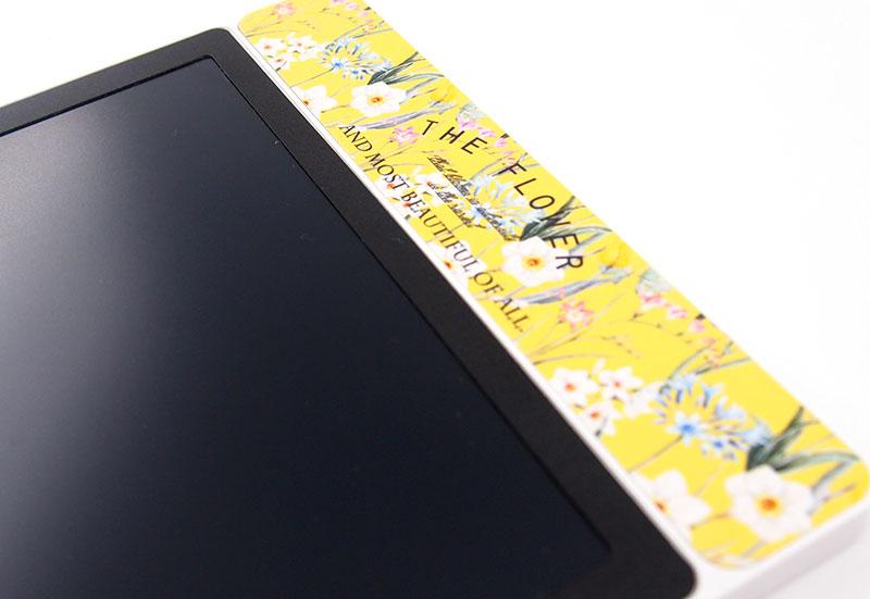 フルカラー印刷対応!高精度のプリントで名入れはもちろんオリジナル製の高いデザインを実現致します。