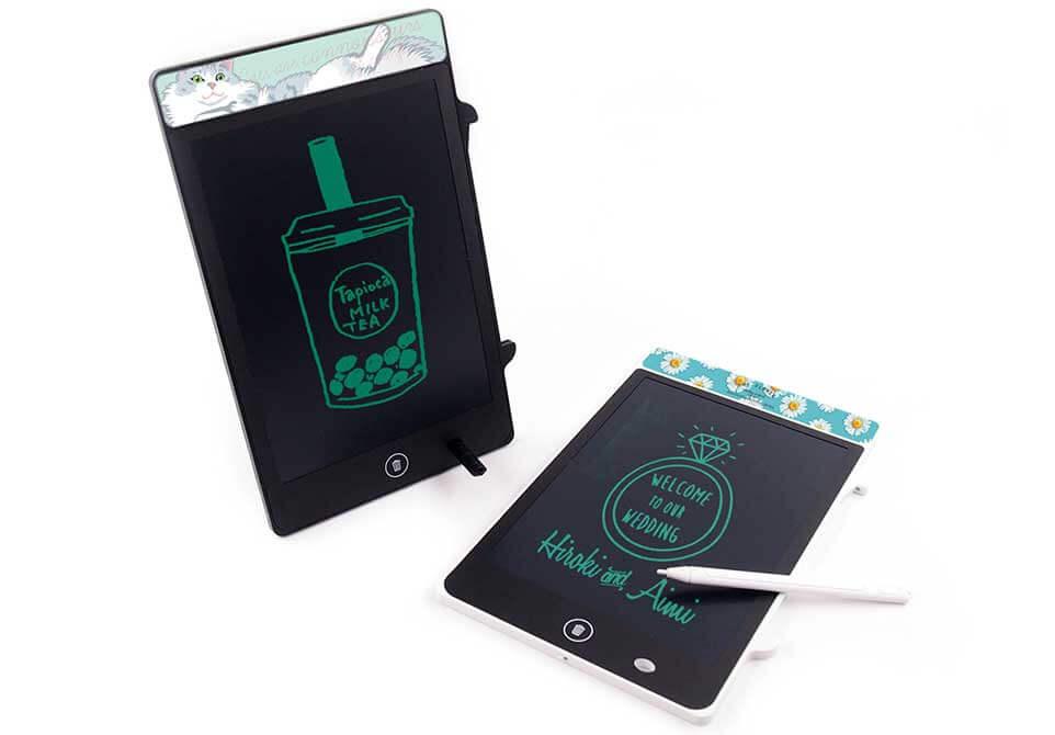 LCDライティングタブレット(電子メモパッド)(LCDライティングタブレット)