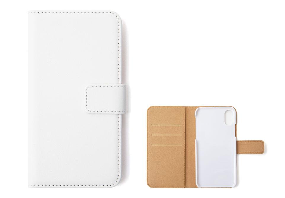 iPhone対応手帳型スマホケース