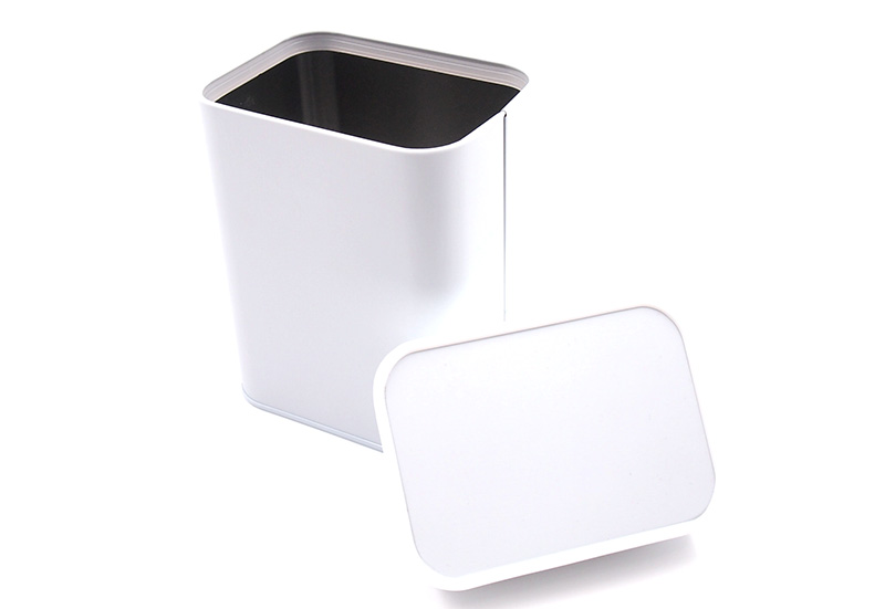 独自のリング缶構造で高い防湿性を実現