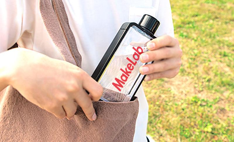 SNS映えのマイボトル完成!フルカラー対応オリジナル性が高いボトルが簡単に作れる!