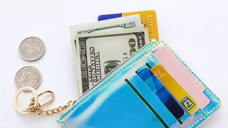 小さくても収納力抜群!オリジナルミニ財布&カード収納