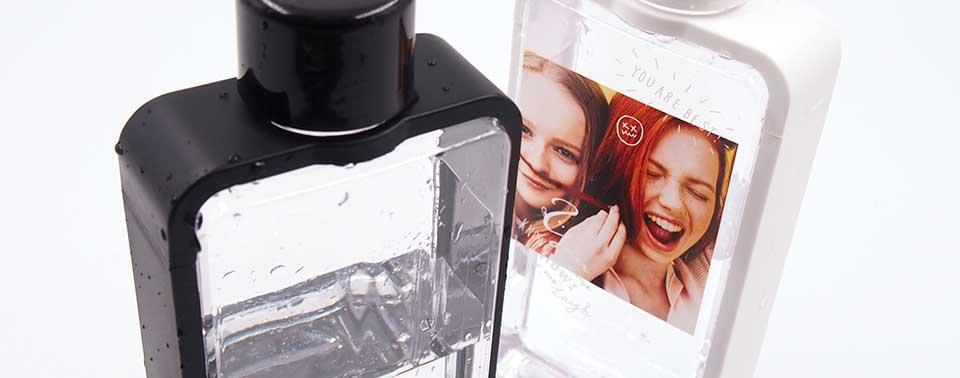 フレームスクエアボトル・水筒