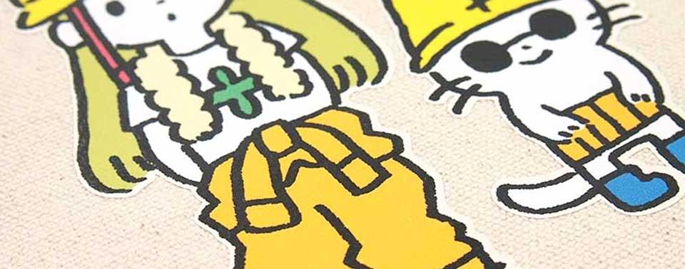 コットン巾着_M(1245)