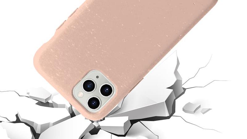 衝撃をしっかりと吸収するアンチショックプロテクト設計