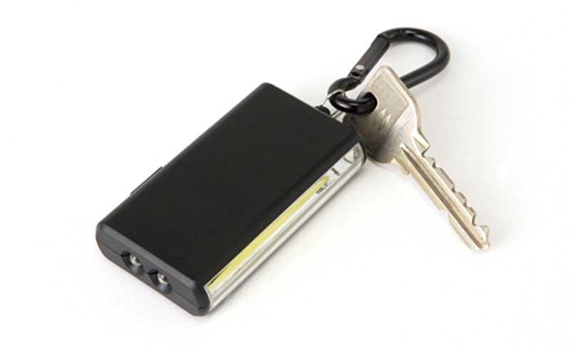 LEDキーホルダーの名入れ・ノベルティ・オリジナル製作