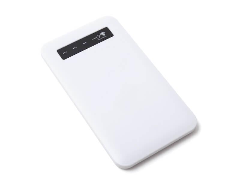 インジケーター付モバイルバッテリー4000mAh