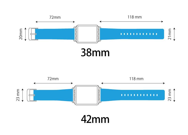 Apple Watchベルトの詳細