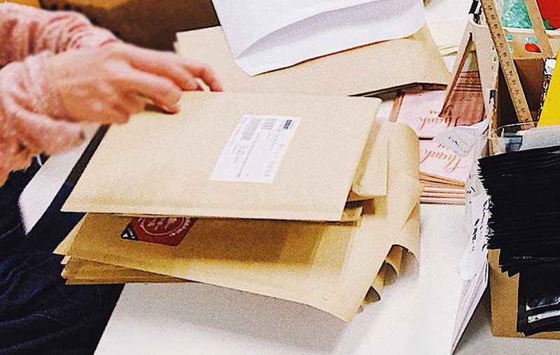【求人募集】仕分け・梱包・ピッキング・出荷など軽作業スタッフ募集