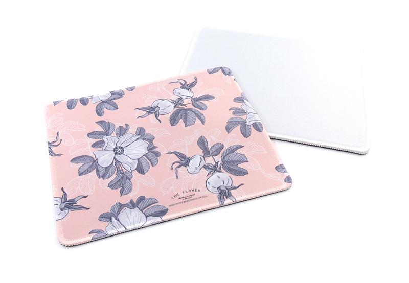 マウスパッドの自作・オリジナルを小ロット1個から印刷・作成