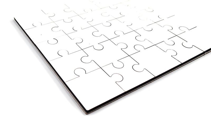 オリジナルパズルの特徴