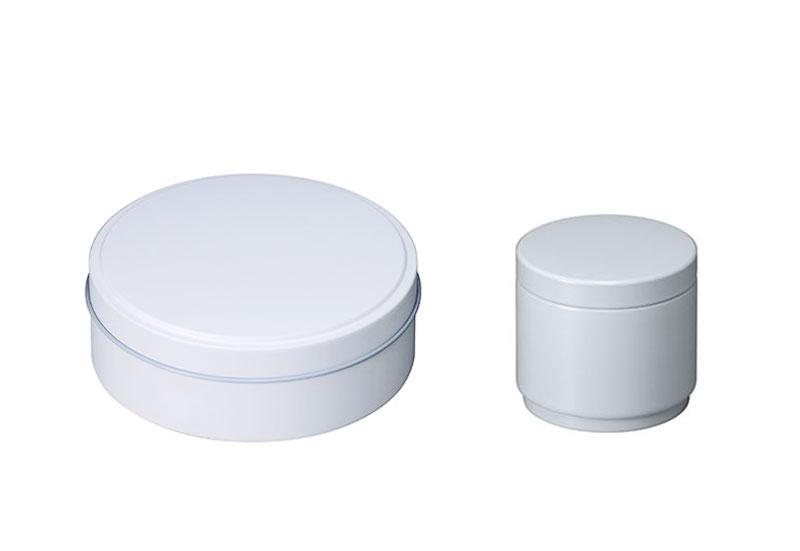 オリジナルで作成可能な缶は2種類ご用意。