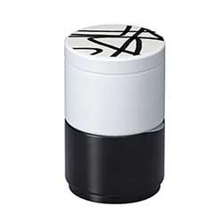 スタック缶(ホワイト・ブラック)