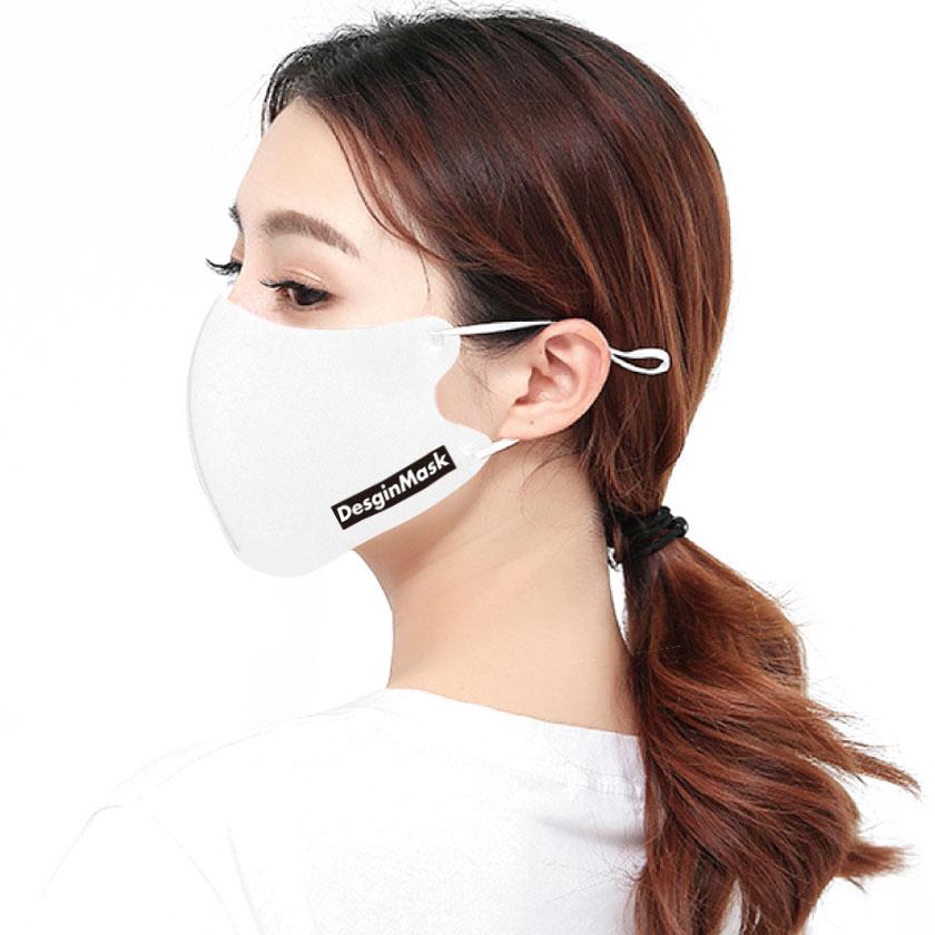 名入れマスクを1個(小ロット)で印刷・作成|オーダーメイドマスクを作るならME-Q(メーク)