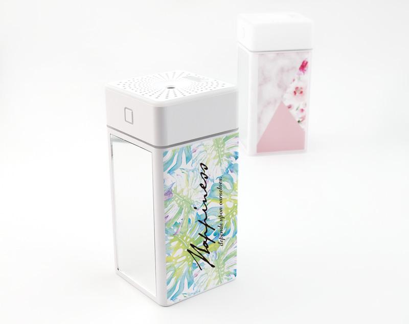 風邪対策 喉の痛み対策 オリジナル加湿器