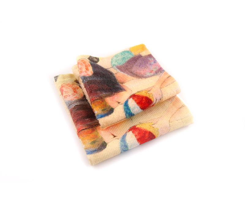 【激安価格】オリジナルタオルを1枚から作成・印刷|写真も綺麗にプリント