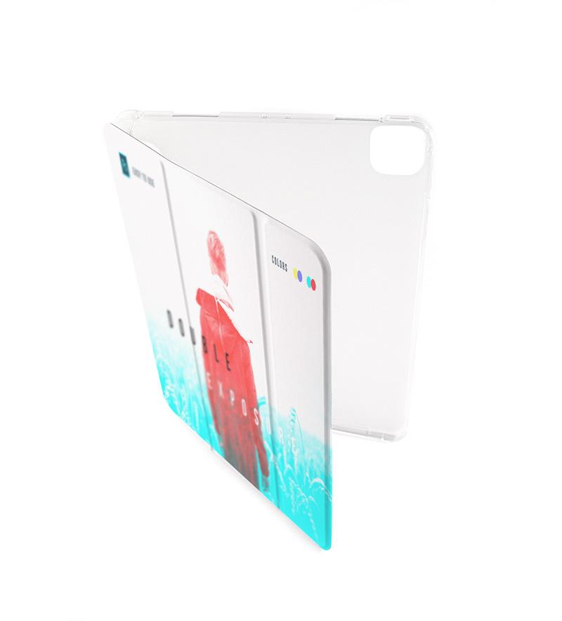 iPadケース(Apple Pencil収納ポケット付きソフトケースタイプ)の特徴