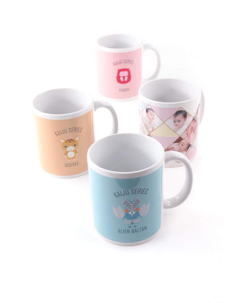 マグカップのオリジナル印刷・自作を1個から激安制作|オリジナルマグカップ(陶磁器)の作り方も簡単作成のME-Q(メーク)