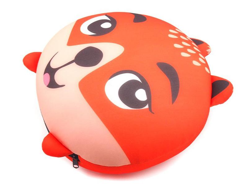 オリジナルのネックピロー・首枕(ぬいぐるみ・キャラクター)
