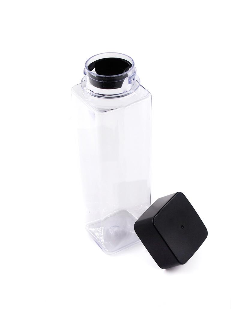 スクエアクリアボトルの特徴