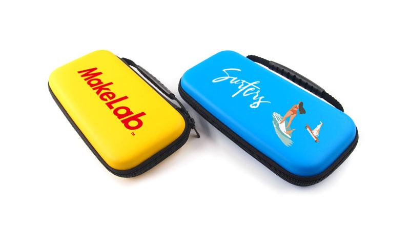フルカラー印刷でオリジナルで1個から作れるNintendo Switch専用ポーチ(キャリングケース)