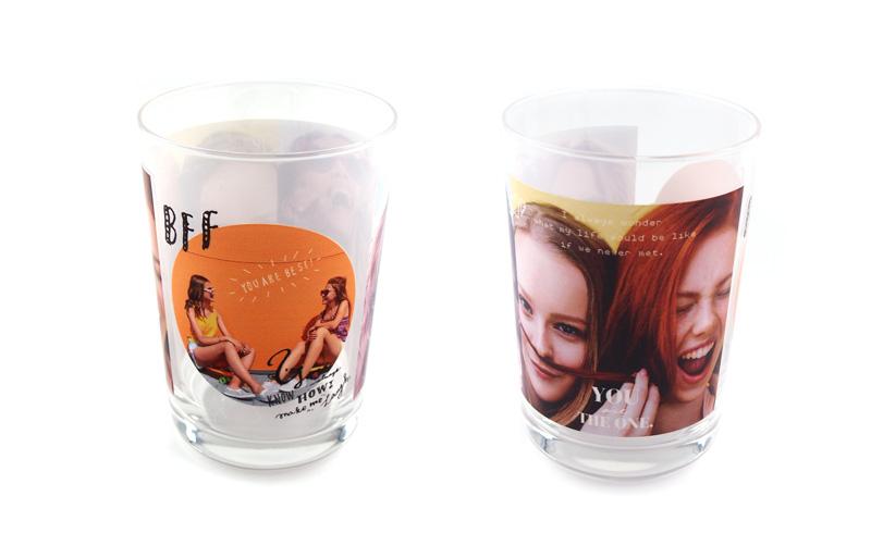 オリジナルのコップをお探しの方必見!フルカラー印刷できるガラスコップを紹介します