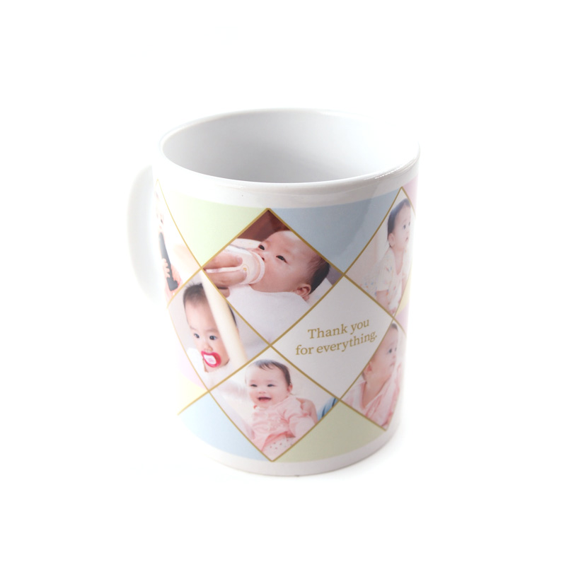 オリジナルマグカップ(陶磁器)の特徴