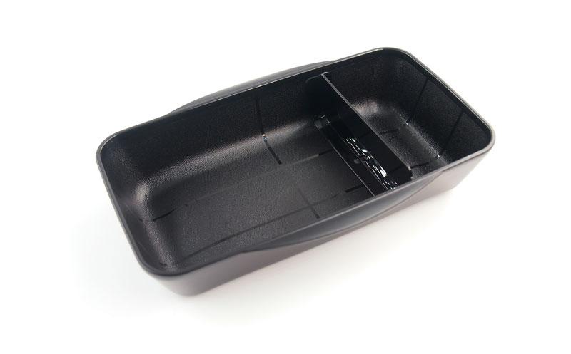 抗菌仕様の盛れるランチボックス。洗いやすい形状&抗菌仕様で細菌の繁殖を抑制
