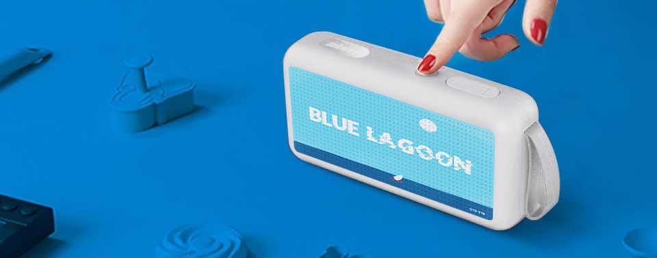 ワイヤレススピーカーでオリジナルグッズ作成|Bluetooth