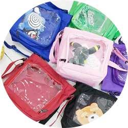 痛バショルダーバッグ(小)|OEM・ノベルティ|オリジナルバッグ
