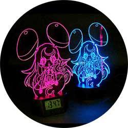 LEDアクリルスタンド