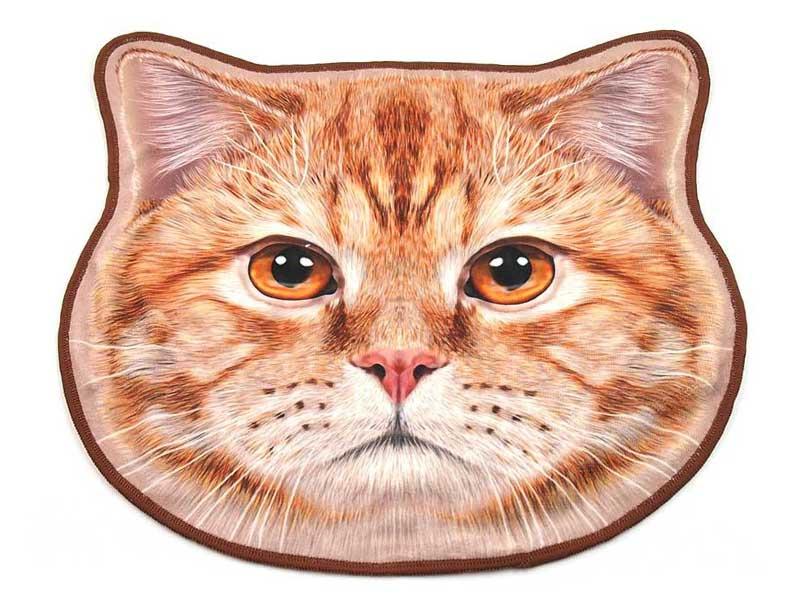 猫型タオルハンカチのオリジナル作成|OEM・ノベルティ・同人グッズをオリジナルで激安作成